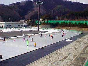 郡山スケート場2